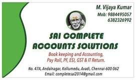 Book keeping and accounting