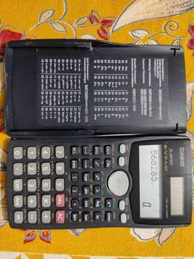 Casio calculator 15 day old