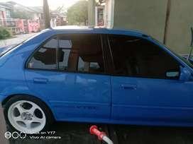 Sedan city z manual 2002