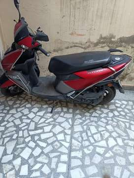 TVs ntorq well maintained condition immediate sell