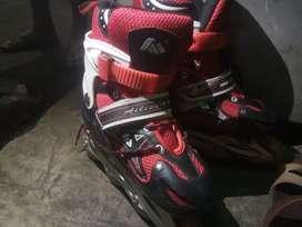 Sepatu roda anak umur 3/4thn.