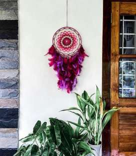 The best quality handmade dreamcatcher(wall decor)for affordable price
