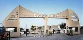 5  Marla Plot File Is Available For Sale In Dc Colony - Gujranwala