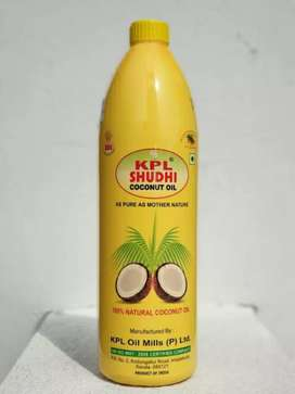 KPL Sudhhi Coconut Oil 500ml - with Discount 20% 160 Rs