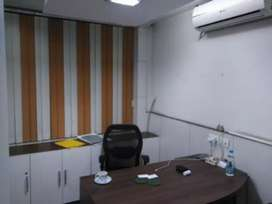 1000 Sq Ft furnished office on rent at Dharampeth