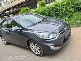Hyundai Verna Fluidic 1.6 CRDi SX Opt, 2011, Diesel