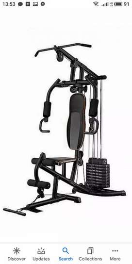 New imported Home Gym American Fitness Brand new Box Pack