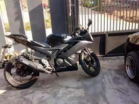 Yamaha R15 2014 SS lengkap