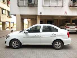 Sale my lucky car Verna CRDi SX