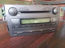 Tape ORI Toyota ALTIS