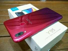 vivo y95 red 4/64 GB