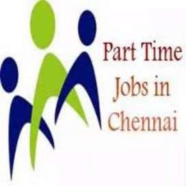 Part time jobs in chennai