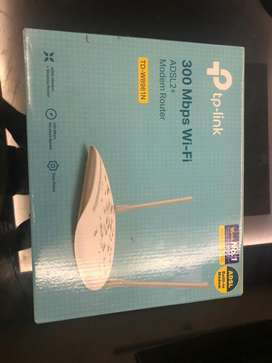TP - Link modem for sale_3 Years Warranty