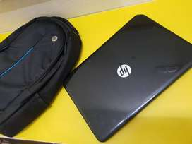 hp core i3 6th gen / 8gb ram / 1tb hard-disk / 15.6 inch screen