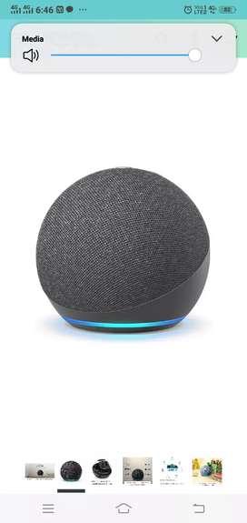 Alexa brand new 4000 mrp my price 3500