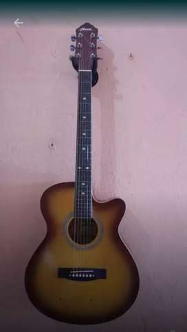 Aucostic guitar in Awesome condition