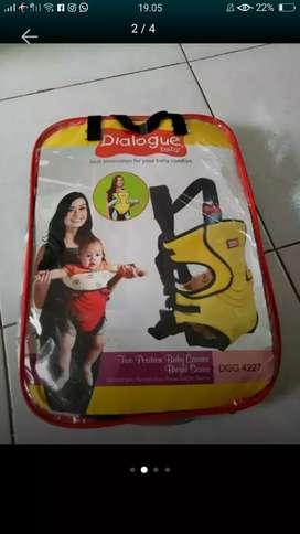 Gendongan bayi dialoque/ baby carrier