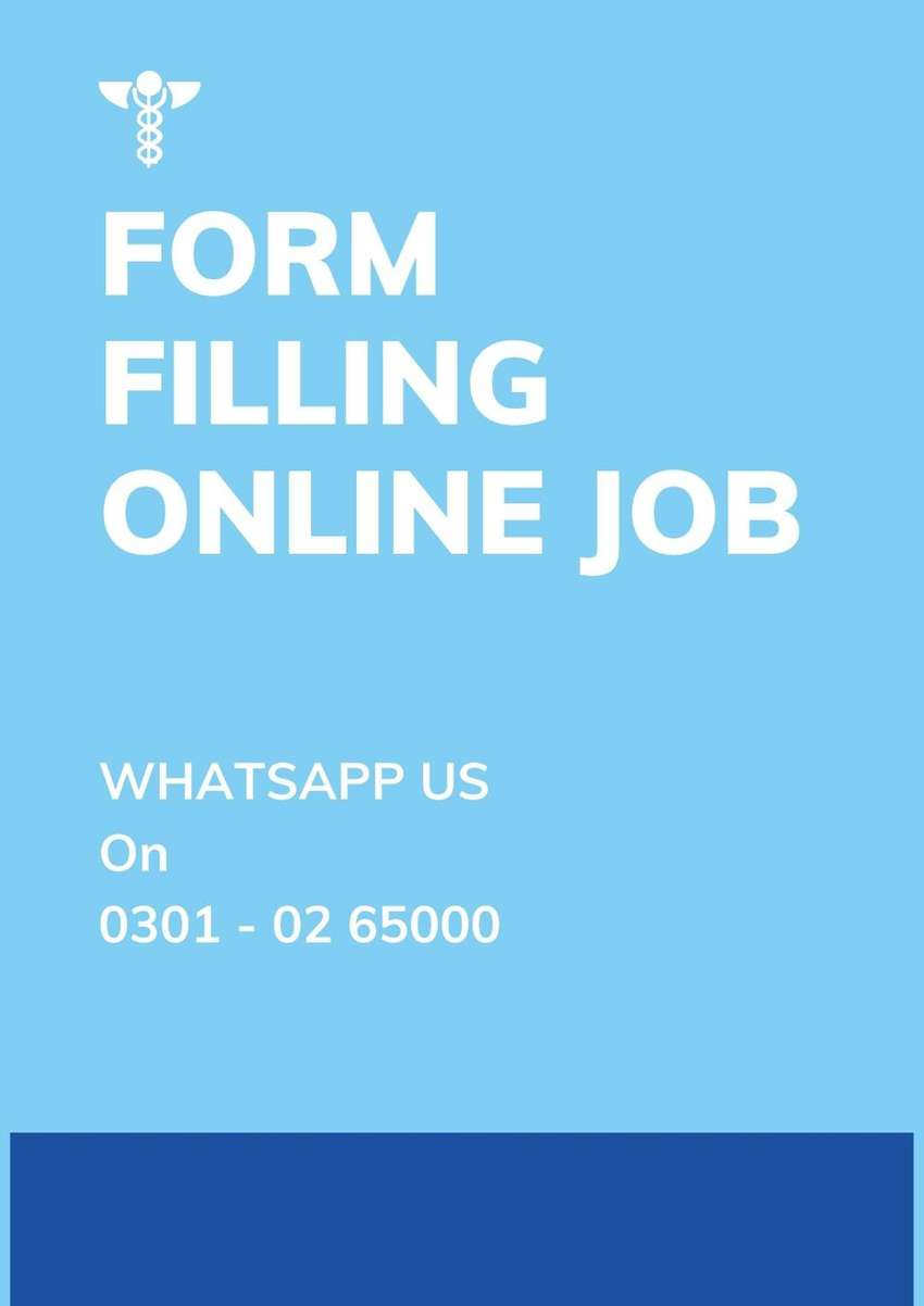 Male & female apply for employment job opportunity / form filling job