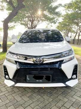 TOYOTA AVANZA VELOZ 2019 MANUAL
