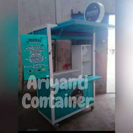 BOOTH SEMI CONTAINER BOOTH JUALAN BOOTH MURAH BOOTH DAGANG BOOTH USAHA