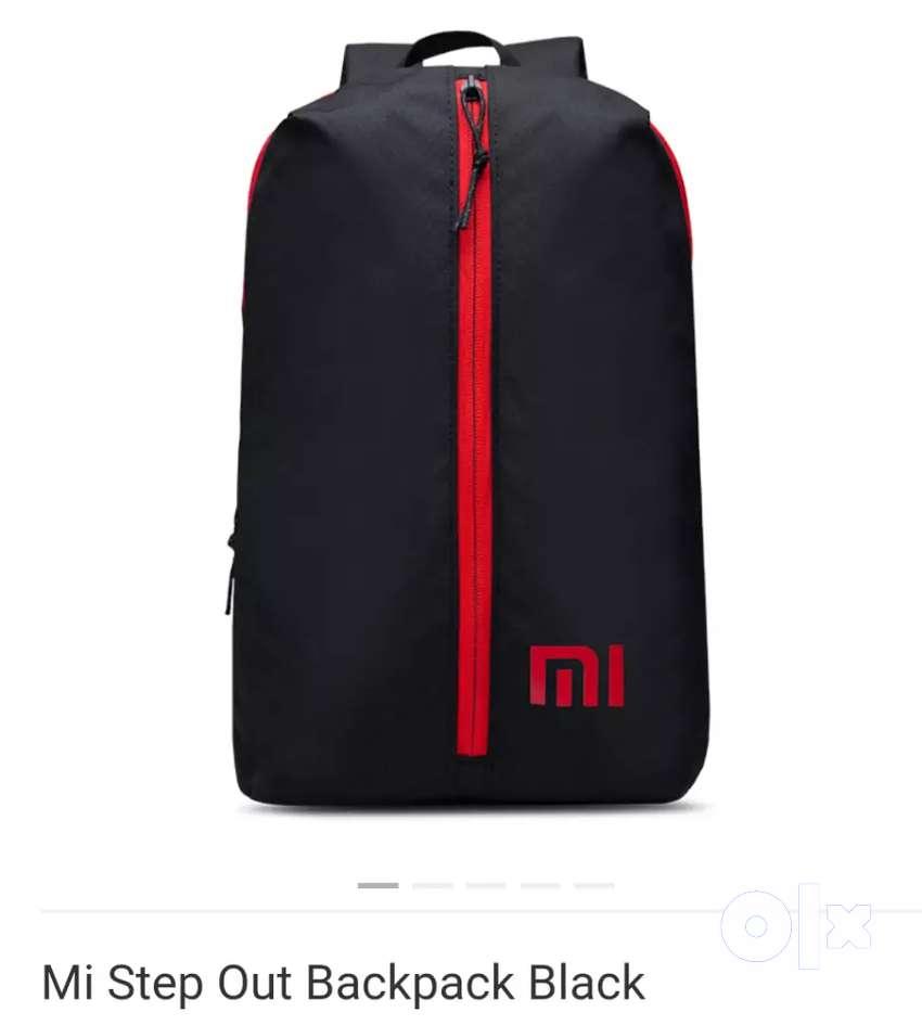 Mi backpack 0