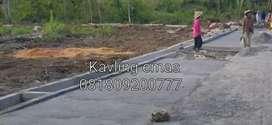 Jual tanah dekat kampus UNY UGM Yogyakarta kavling siap bangun