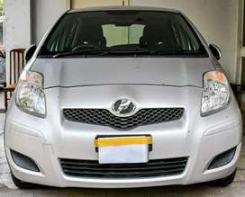 Toyota Vitz 2010 - 2013 Registered - Excellent Condition