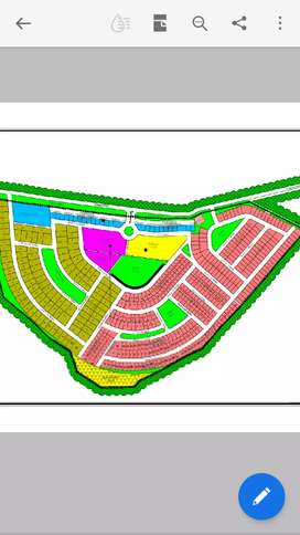 5 Marla plot in jerma housing scheme kohat.