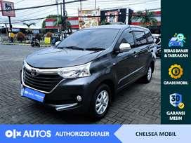 [OLX Autos] Toyota Avanza 2017 1.3 G A/T Bensin Abu Abu #Chelsea Mobil