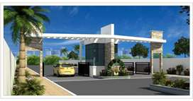 Plot for sale in HMDA & RERA APPROVED LAYOUT AND CLUBHOUSE SWIMMINGPOL