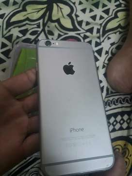 Well condition i phone 6 16gb space gray