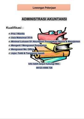 Administrasi Akuntansi