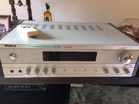 Unused Harrot 5.1 channel  amplifier for immediate sale