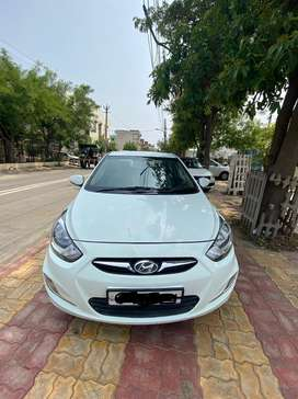 Hyundai Verna 2013 Diesel Well Maintained