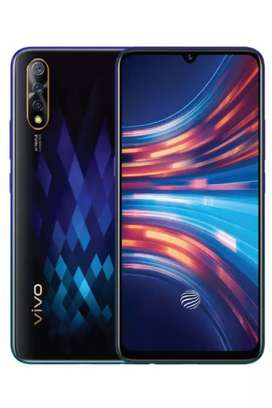 Full new vivo s1 just 4 month use new condition box  gum ho gya