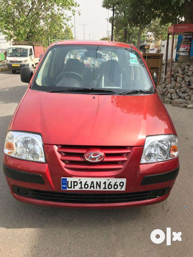 Hyundai Santro Xing Others, 2013, CNG & Hybrids