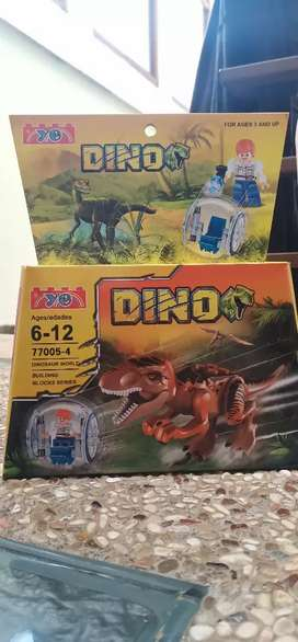 Lego dinosaurus baru