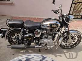 ROYAL ENFIELD CLASSIC CHROME 500 Brand new Condition