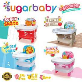 KURSI MAKAN BAYI - SIT ON ME FOLDED BOASTER SEAT SUGAR BABY