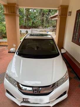 Honda City full option 2017 registration low km 23000