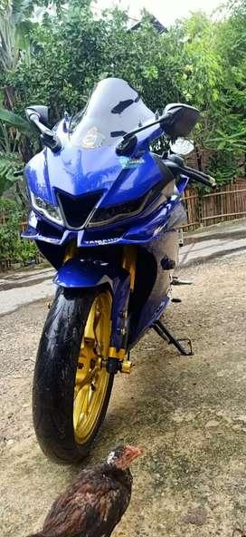 Yamaha r15 vva 2017