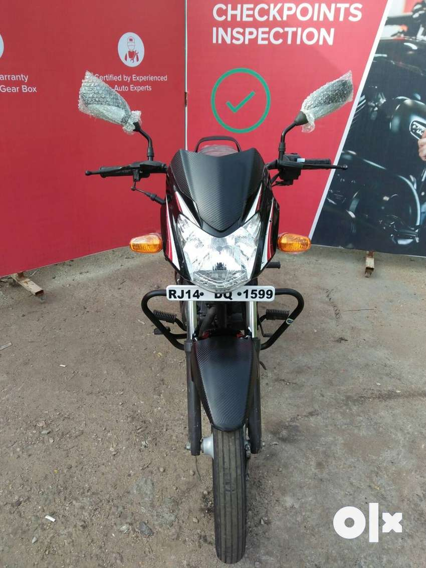 Good Condition TVS Sport Cvti with Warranty |  1599 Jaipur 0