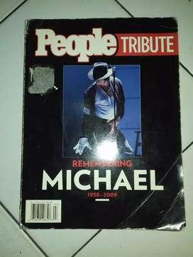 buku impor remembering michael jacson 1958-2009