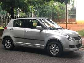 Maruti Swift Zxi, Petrol, 2011 Model, 78,000 Km, Single Owner