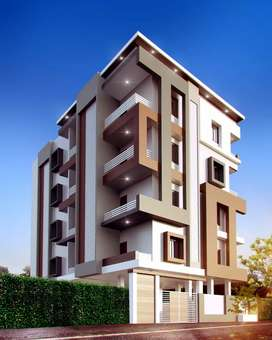 Very economical 2 BHK luxurious apartments