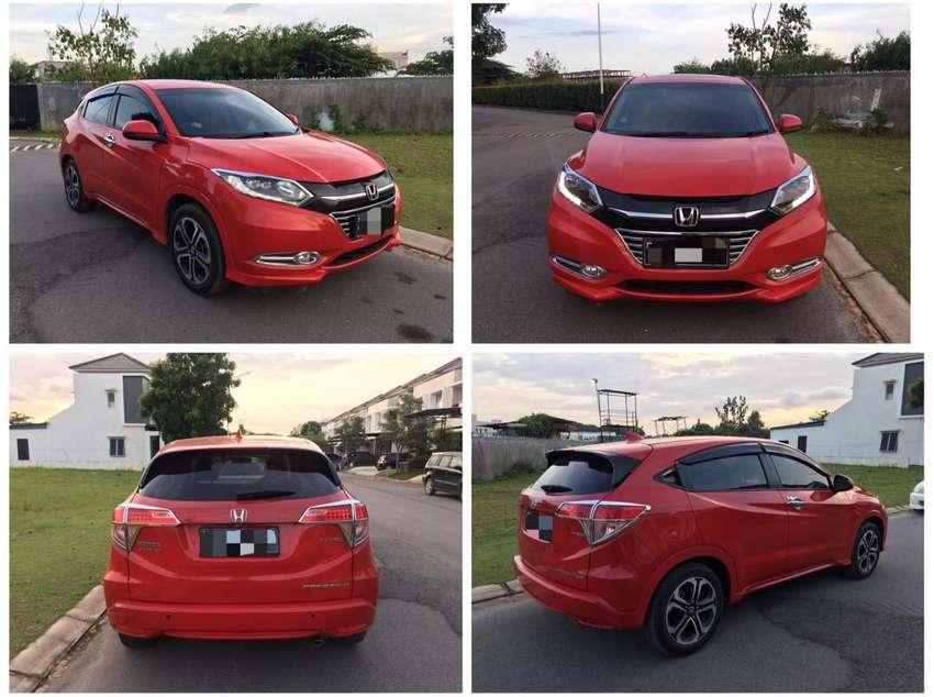 Honda HRV 1,8 Prestige 2017 (Tipe Tertinggi) 0