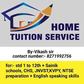 Home tutors for your child