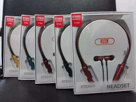 handsfree headset bluetooth bentuk u