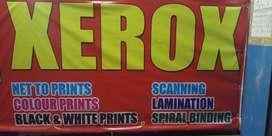 Wanted Xerox operator