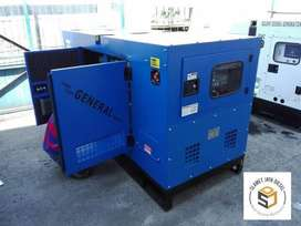 Genset Diesel Silent 37,5kva GENERAL